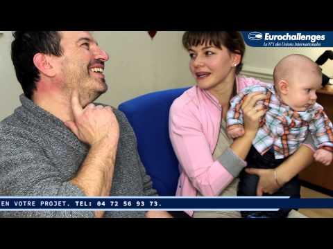 Elna et Thomas, couple Franco-Chinois uni grâce à Eurochallengesde YouTube · Durée:  8 minutes 23 secondes