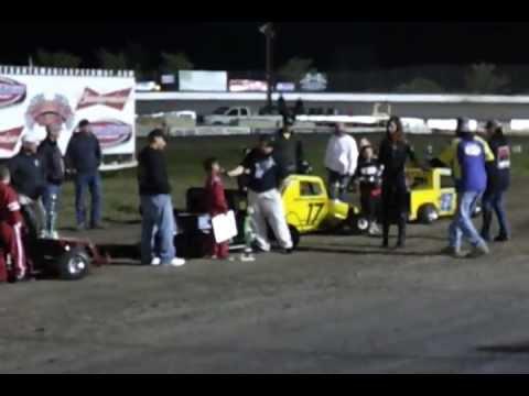 Santa Maria Speedway Mini Dwarf 2012 Winners
