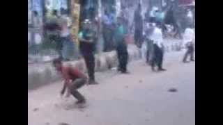 Chattrolig Fighting between two groups in barisal