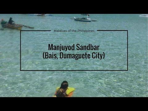 Maldives of the Philippines (Manjuyod Sandbar Bais, Dumaguete City)//Vlog#3