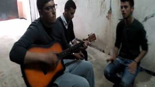 Amine Yali ft Amir Bensari Stay with me cover