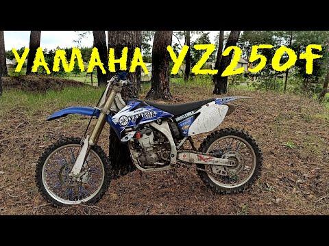 Yamaha YZ250f - Обзор и тест-драйв