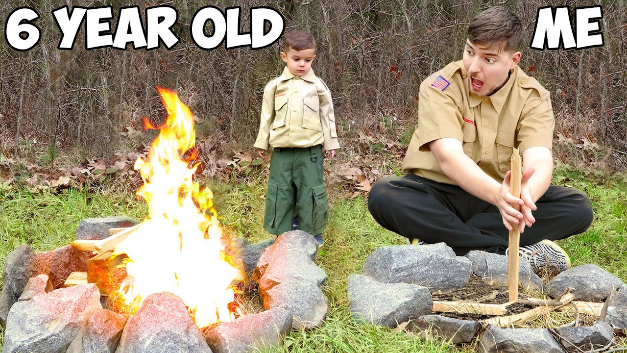 Download I Went Back To Boy Scouts For A Day