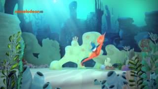 Зак и Кряк-Рыбка для пушистикаРыбка для пушистика