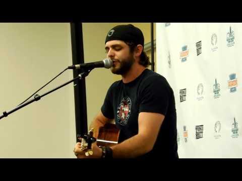 Thomas Rhett - Fan Club Party 2013 - Star of the Show