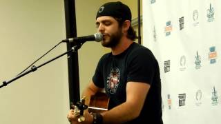 Thomas Rhett - Fan Club Party 2013 - Star of the Show