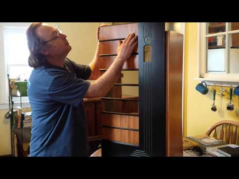Majestic park ave 886 radio from Florida to timeless arts refinishing in grand rapids mi