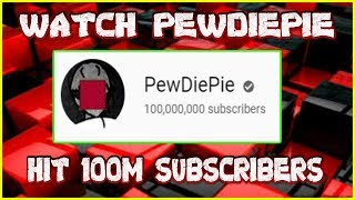 🔴WATCH PEWDIEPIE HIT 100M SUBSCRIBERS TONIGHT🔴 | Playing Roblox With Fans!