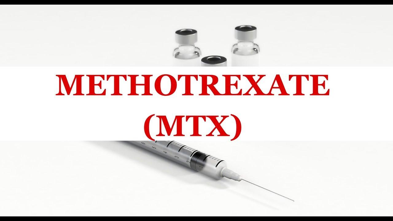 puteți pierde în greutate pe metotrexat