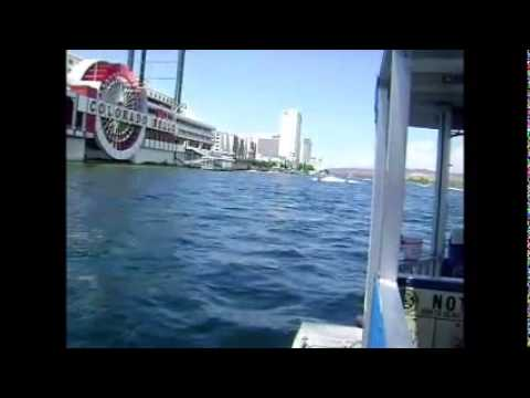 Laughlin Nevada Water taxi ride