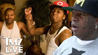 Watch Lil Wayne Beef video