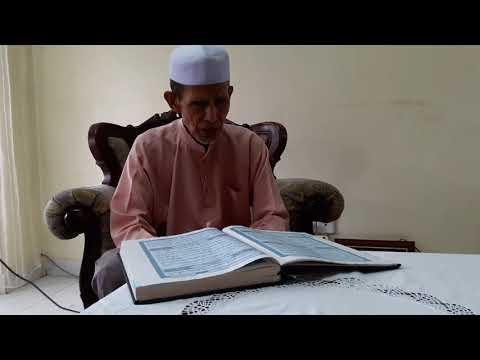 Ustaz Karim Surah Addhuha tranum bayati