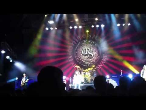 Whitesnake - Love Will Set You Free (Bratislava 2013)
