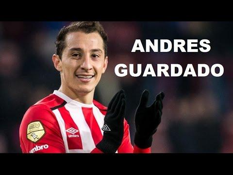 Andrés Guardado ►Passes, Goals & Assists ● 2016/2017 ᴴᴰ