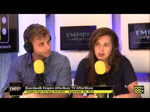 """Boardwalk Empire After Show Season 5 Episode 1 """"Golden Days For Boys And Girls"""" 