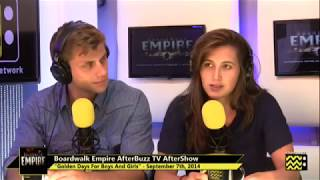"Boardwalk Empire After Show Season 5 Episode 1 ""Golden Days For Boys And Girls"" 