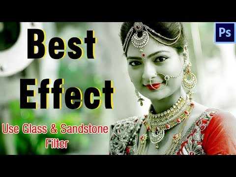 Best Photo editing effect in Photoshop Hindi tutorial by Multitalent video