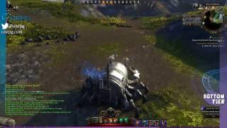 Revelation Online: Open Beta Gunslinger Gameplay