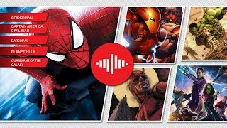 Noticias sobre: Spiderman,Civil War,Daredevil,Planet Hulk,Guardianes de la Galaxia,MCU