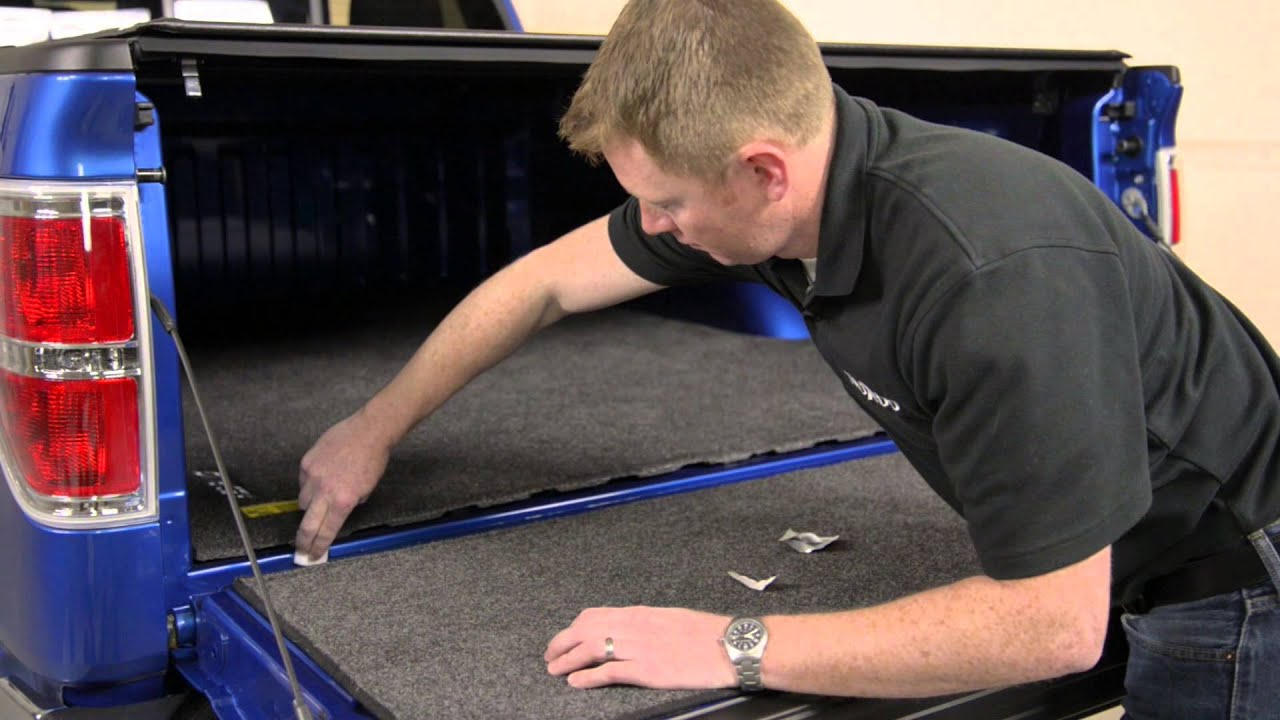 TruxSeal Tailgate Seal Video