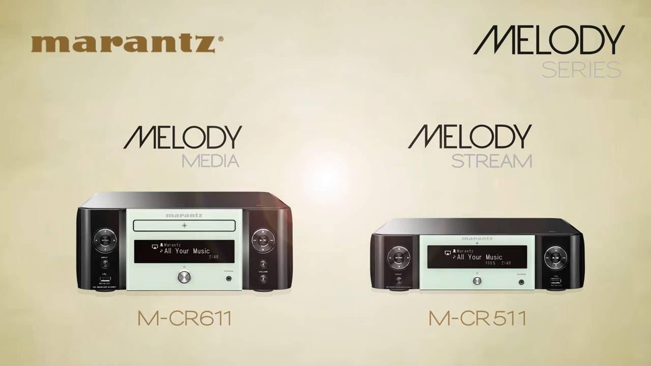 Marantz M-CR511 Black