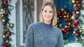 "Merritt Patterson talks ""Picture a Perfect Christmas"" - Home & Family"