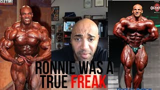 BIG RAMY will never be the next RONNIE COLEMAN