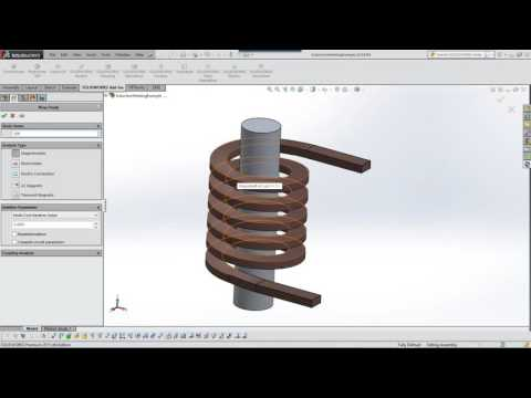 Webinar : Electro-Thermal simulation in EMS/ SolidWorks - Europe