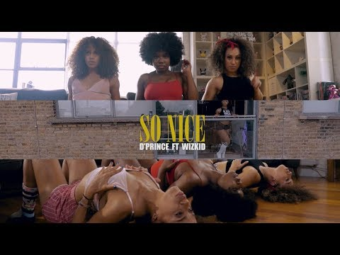 [VIDEO]  D'Prince ft. Wizkid – So Nice