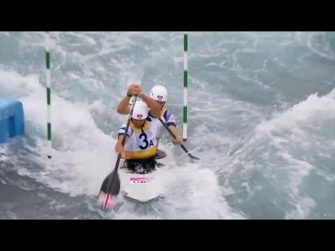 Conociendo el Deporte | Canotaje