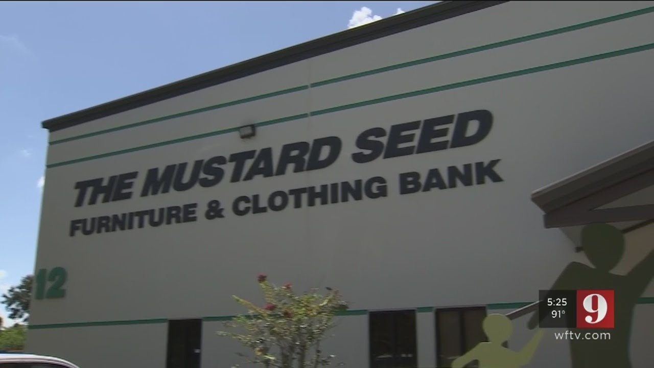Video: Mustard Seed May Have To Start Turning Furniture Donations Away