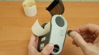 TSC Alpha 3RB - обзор принтера для печати чеков и этикеток