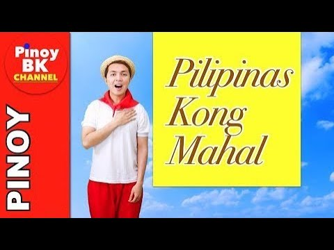 Pilipinas Kong Mahal | Pinoy BK Channel🇵🇭 | TAGALOG FOR KIDS (Independence Day Philippines)