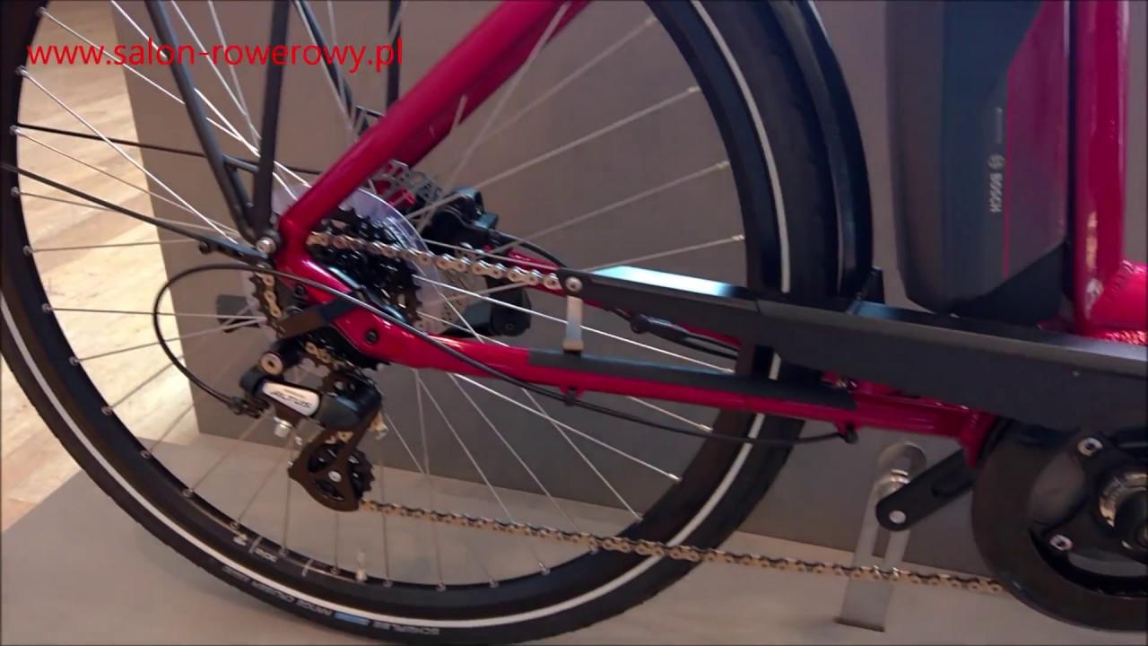 ac260c7285a Rower elektryczny Winora Sima 7 300 2019 czarny - transpoprt i przegląd  GRATIS - salon-rowerowy.pl