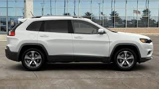 2019 Jeep Cherokee Limited New Cars - Victoria,MN - 2018-12-14