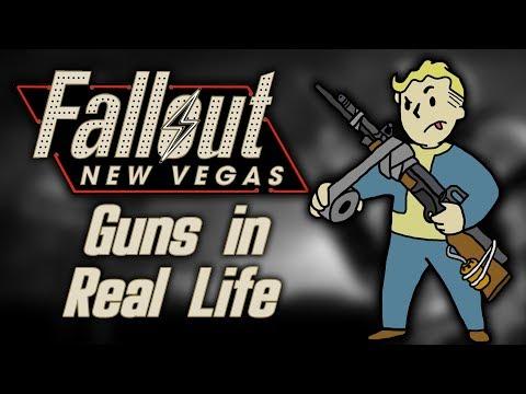 7 Fallout New Vegas Guns in Real Life |