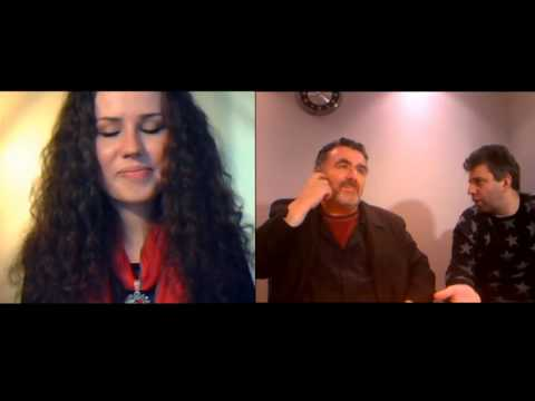 Скайп-интервью с Солом Рубеником! / Skype interview with Saul Rubinek!