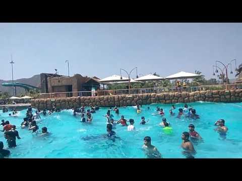 Wet n joy lonavla wave pool