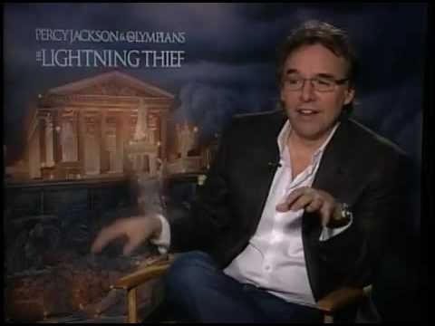 "Director Chris Columbus Talks ""Percy Jackson & The Olympians: The Lightning Thief"" With AMC"