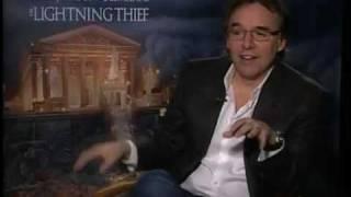 "Director Chris Columbus Talks ""Percy Jackson & The Olympians: The Lightning Thief"" With AMC"