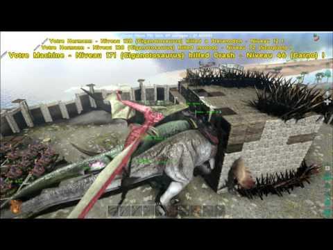 Ark Survival Evolved -  When you speak ill  - #175 Official Primitive Server