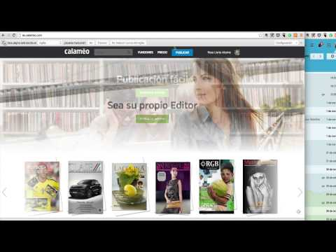 Cómo subir el Portfolio de Pages en el iPad a tu blog