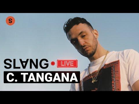 """C. Tangana sobre """"Nunca Estoy"""", su EP 'Bien:(' y trabajar con Nineteen85 l Slang Live Completo"""