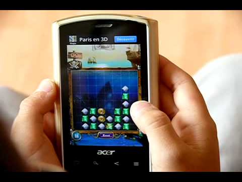Jewels Deluxe Level 51 Android Phone