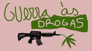 Guerra às Drogas - Patrick Maia - 4ª às 20 (prox. show 17/10)