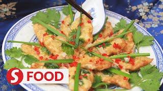 Retro Recipe: Pipa tofu
