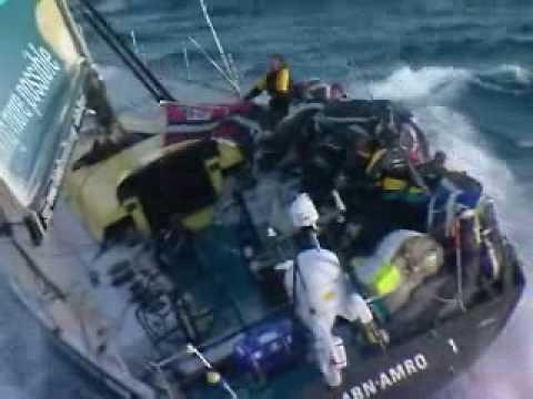 ABN AMRO footage from Volvo Ocean race.