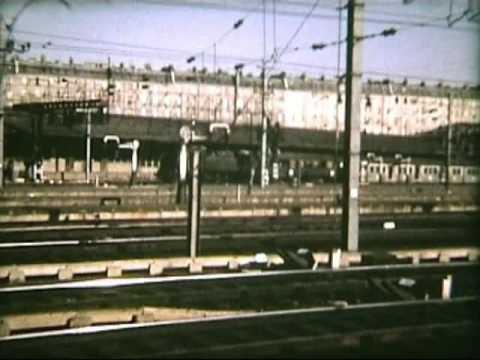 Paris - 141TC en Gare du Nord - 1969