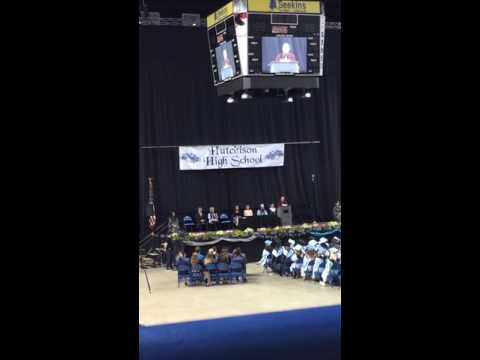 Hutchison High School 2016 Graduation Speech by Lars Hansen