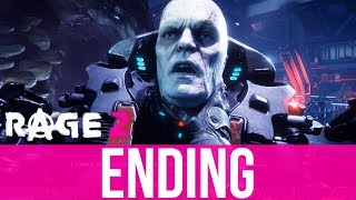 RAGE 2 ENDING / GENERAL CROSS Gameplay Walkthrough Part 13 (Full Game)